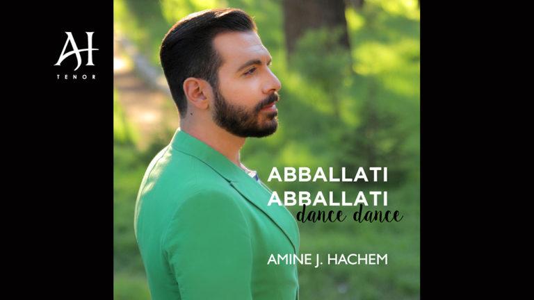 Amine J Hachem | Opera And Crossover Singer | Lebanese Tenor
